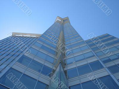 modern exterior building