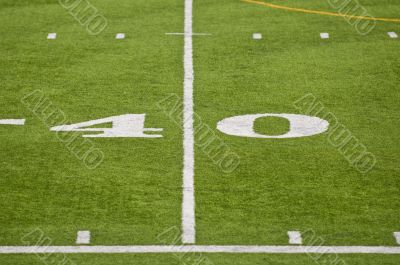 The Forty Yard Line