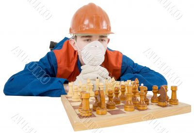 Builder and chess