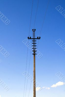 Electric column