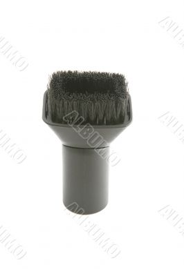 brush vacuum cleaner close up