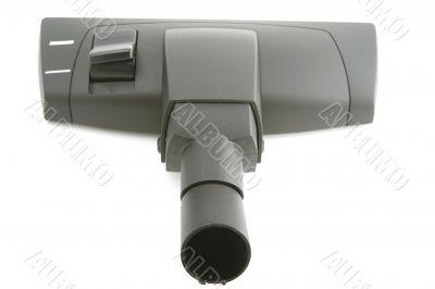 vacuum cleaner brush closeup
