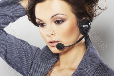 Nice hotline operator