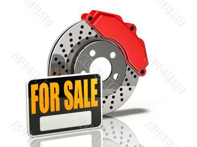 Brake Icon Parts For Sale