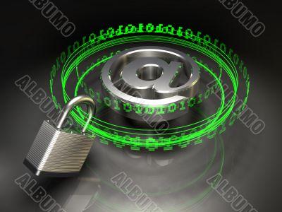 Secure Digital Mail