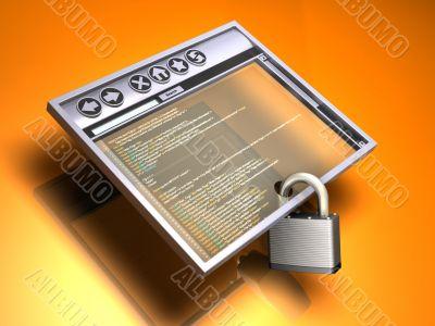 Secure Internet Browser
