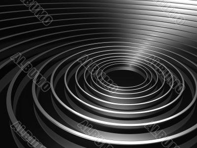 Radial Ring Pattern