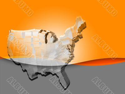 Transparent Usa Background
