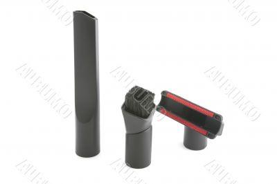 Black brush for vacuum cleaner