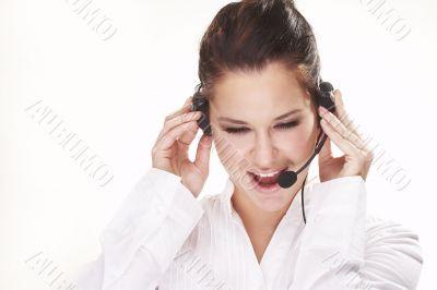 Hotline operator