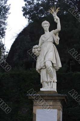 Italian goddess of fertility