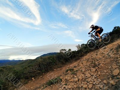 Downhill Mountainbiking