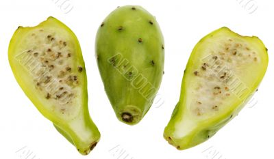 Fig of the cactus, prickly pear