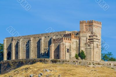 Castle - fortress of Aracena