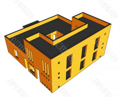House Perspective 6