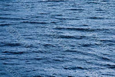 Waves Of The Loch Ness Lake