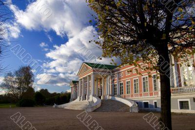 Kuskovo panorama