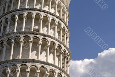 Pisa (Tuscany) - The bending tower