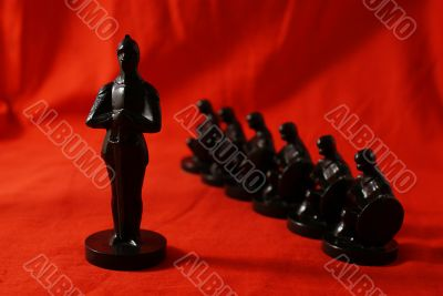 Chess concept of leadership