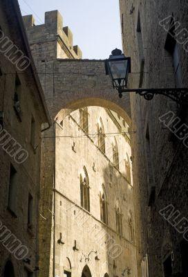 Volterra (Pisa), medieval town
