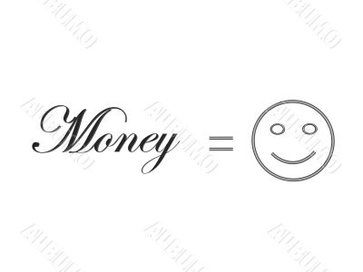 money equals happiness