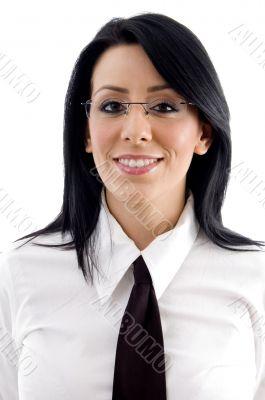 young lawyer wearing eyewear
