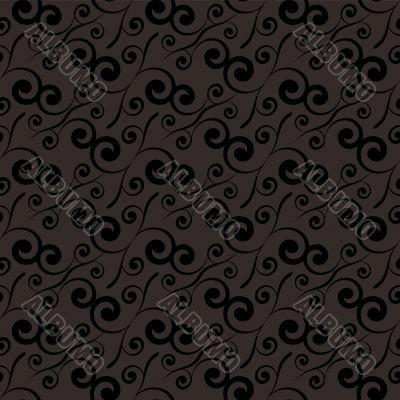 swirl repeat black