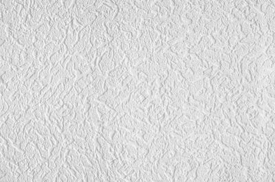 Surface of white wall-paper