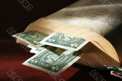 book and bills