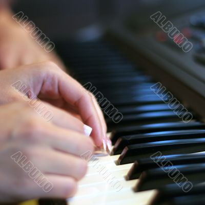play on piano