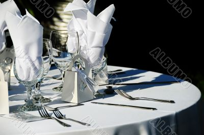 Gorgeous Dinner Setting