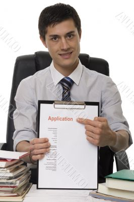 Application job