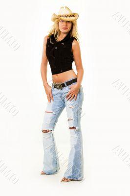 Cowgirl attire