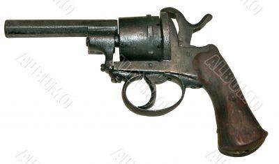 obsolete vintage firearm revolver