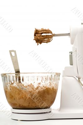 Electric Beater With Bowl