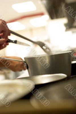 Kitchen Scene 2