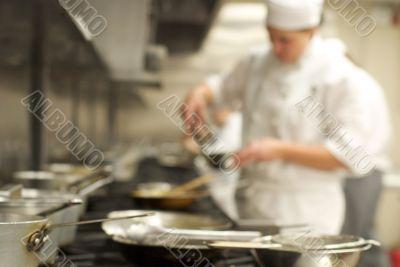 Kitchen stove 3