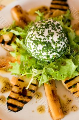 Rosary Goat Cheese Salad