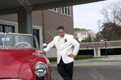 Man at Car