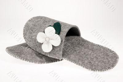 Women`s slippers