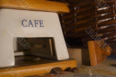 coffee-mill macro