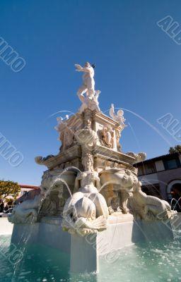 Fountain 8