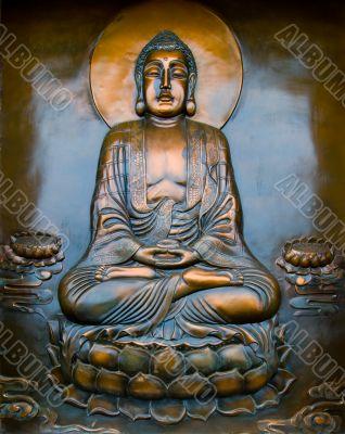 Buddha Plate 2