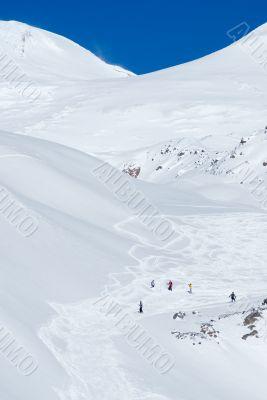 Slopes of Elbrus