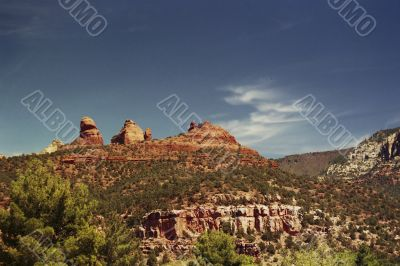 Sedona Arizona plateau