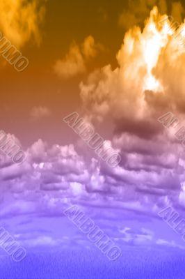 celestial landscape