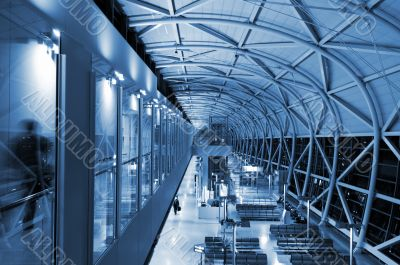 Architecture at airport