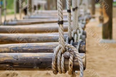 Set of swing woods