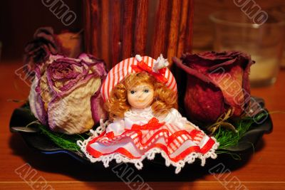 holliday doll