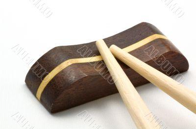 japaneese sticks and china sticks
